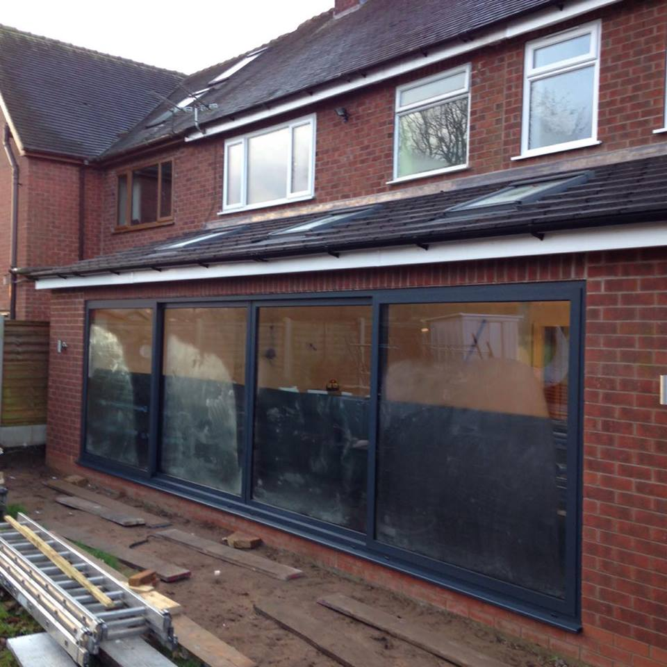 Patio Door Extensions